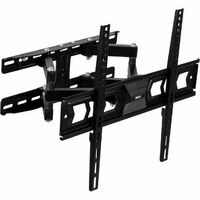 MOUNTY® TV Wandhalterung MY232 Zweiarm bis VESA 400x400