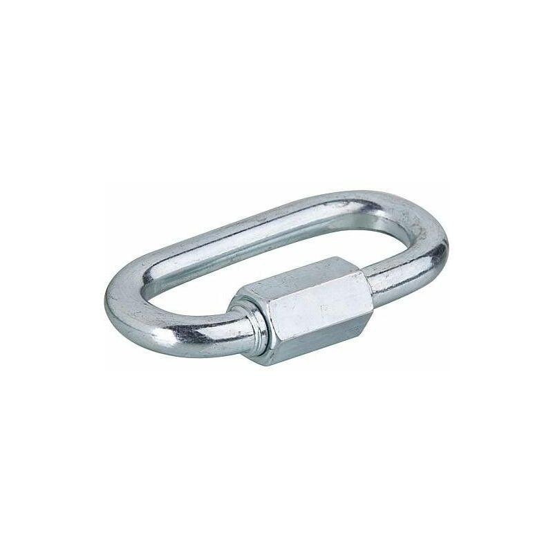 Clip Porte-cl/és Mousqueton Yosoo Health Gear Clip Mousqueton Mousqueton /à Ressort en Alliage daluminium