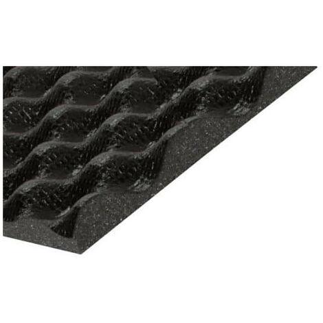 Mousse alvéolaire film polyuréthane 200x100cm épaisseur 45 mm densité 31kg par m3