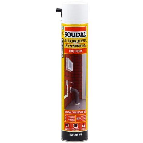MOUSSE CANULA POLYURETHANE 750 ML SOUDAL
