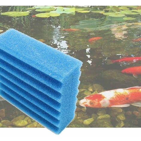 Mousse de remplacement bleue pour filtres bassin 12000 et 25000 litres
