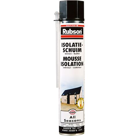 Mousse d'isolation Rubson 'All Seasons' 750 ml