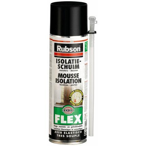 Mousse d'isolation Rubson 'Flex' - 500ml