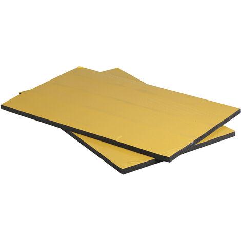 Mousse en mélamine, RS PRO en Polyéthylène (PE), 1.25m x 600mm x 50mm