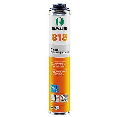 Mousse expansive hiver 818 plus catégorie de feu B3 - NBS 750 ml pour Autriche/Suisses