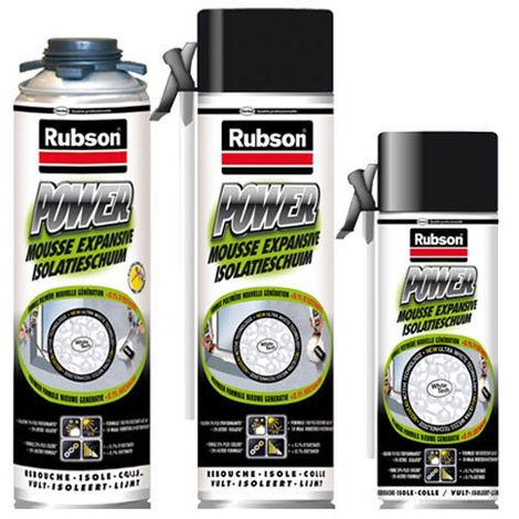 Mousse expansive Power RUBSON - plusieurs modèles disponibles