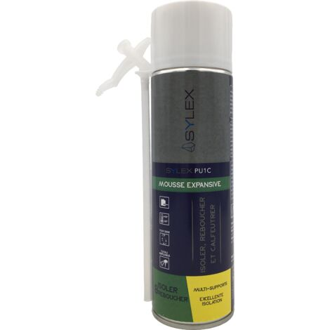 Mousse expansive PU 1C 500ml