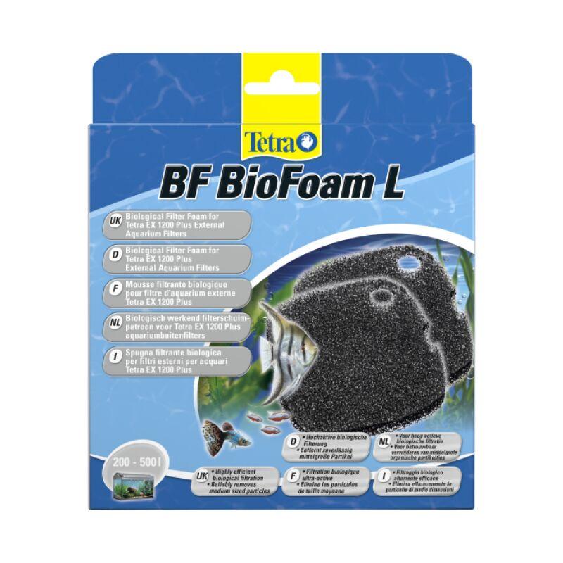 Mousse de filtration biologique tec BF pour filtre EX 1200 - Tetra