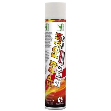 Mousse fireprotect fp pu foam h h 750 ml