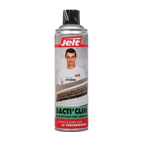 Mousse nettoyante désinfectante BACTI'CLIM - Jelt