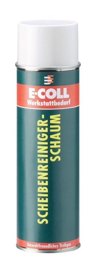 Mousse nettoyante fenetre 500ml E-COLL (Par 12)