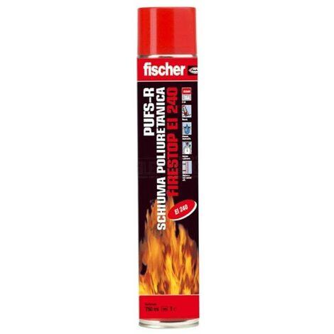 Mousse Poliretanica Fischer coupe-feu pour piscola REI 180 750 ML 00009298