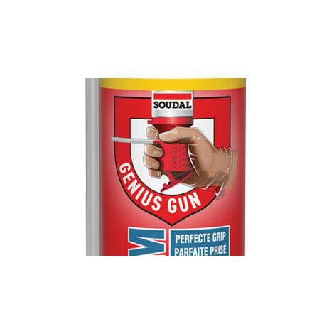 Mousse polyuréthane pistolable - 123777 - Soudal