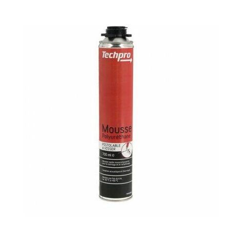 Mousse polyuréthane Pistolable - 700ml