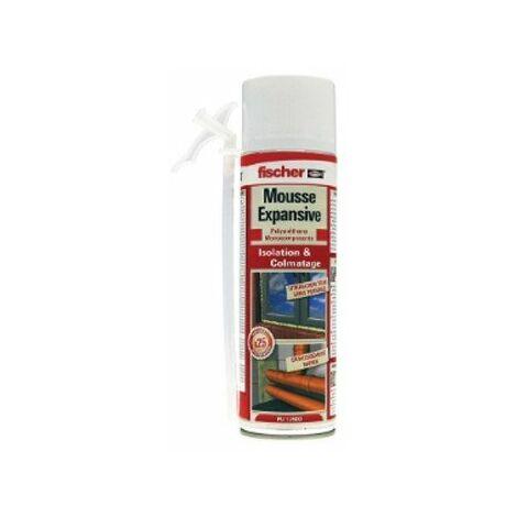 Mousse polyuréthane - PU 1/500 - 500ml