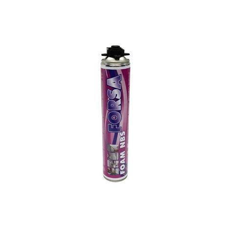 Mousse PU Pistolable Forsafoam NBS DL CHEMICALS 750 ml - 5300002N000049