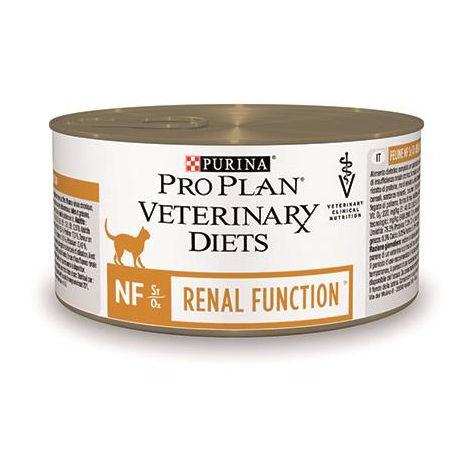 Mousse PURINA PRO PLAN VETERINARY DIETS FELINE NF 195g para gatos con insuficiencia renal