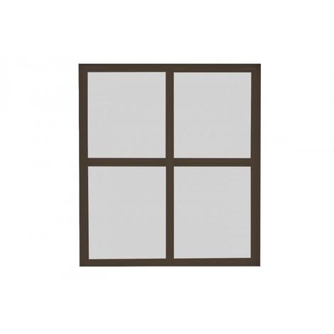 moustiquaire coulissante baie vitr e pro plus pr t. Black Bedroom Furniture Sets. Home Design Ideas