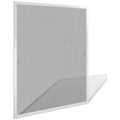 moustiquaire de fen tre blanc contre insecte 141555. Black Bedroom Furniture Sets. Home Design Ideas