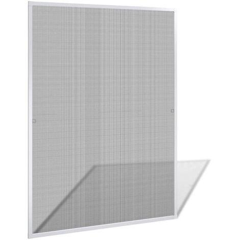 Moustiquaire de fenêtre blanc contre insecte