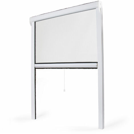 """main image of """"Store moustiquaire fenêtre - PVC - Arrivage"""""""