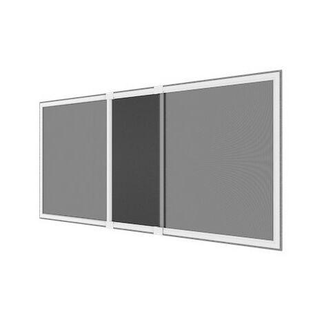 """main image of """"Moustiquaire extensible H70 cm x L100 cm sans percage ni montage - Blanc"""""""