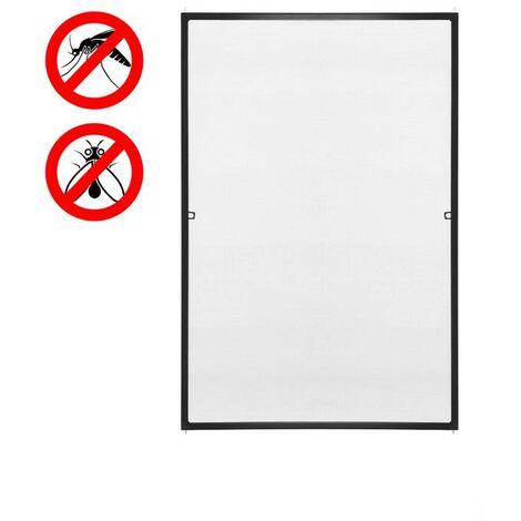 Moustiquaire fenêtre cadre en aluminium kit moustiquaire protection insectes