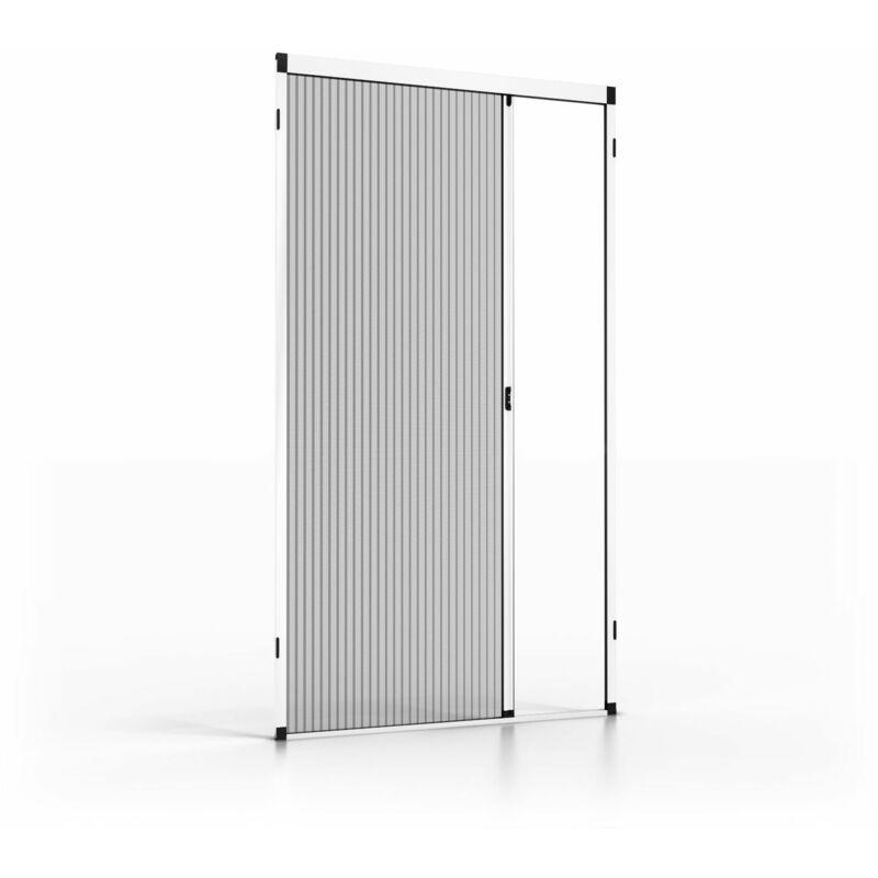 Adh/éSif Portes-Fen/êTres,Patios Blanc 100x215cm Personnalisable Ajustable WISLKEO Toile Moustiquaire Aimant/éE Animaux Accept/éS
