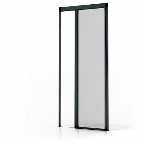 """main image of """"Store moustiquaire enroulable porte Luxe - ALU"""""""
