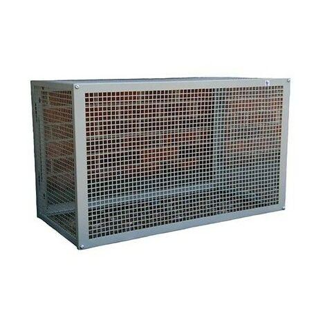 Moyenne cage protection anti-vandalisme pour climatiseur