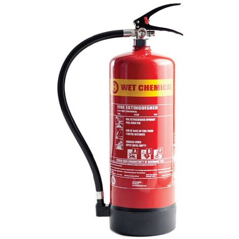 Moyne Roberts Wet Chemical Fire Extinguisher - 6LTR