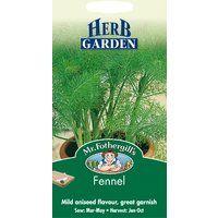 Mr Fothergills - Pictorial Packet - Herb - Fennel - 250 Seeds