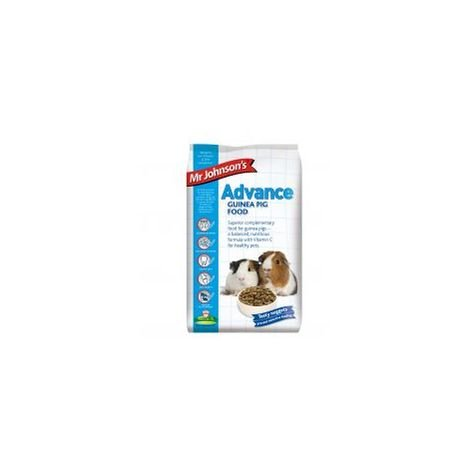 Mr Johnson - Mr Johnson's Advance Guinea Pig Food - 3kg