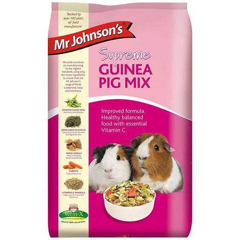 Mr Johnsons Supreme Guinea Pig Food Mix