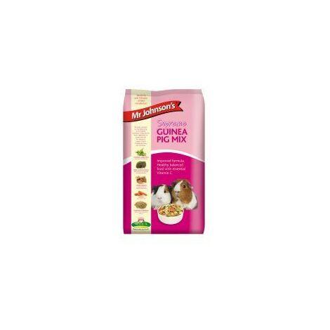Mr Johnsons Supreme Guinea Pig Mix 900g x 6 (713924)