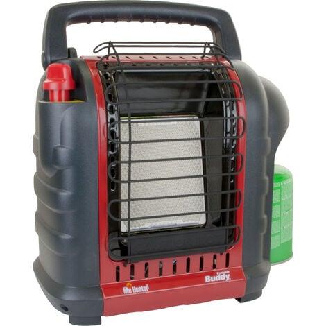 "Mr.Heater Chauffage portatif ""Buddy"" au gaz - pour volume 21 m³ maximum"