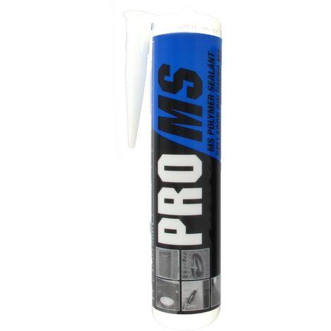 MS-polymère Pro MS Transparent 290 ml