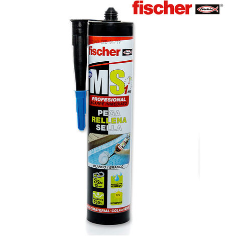 """main image of """"MS PROFESIONAL BLANCO 290 ML 519364 FISCHER"""""""