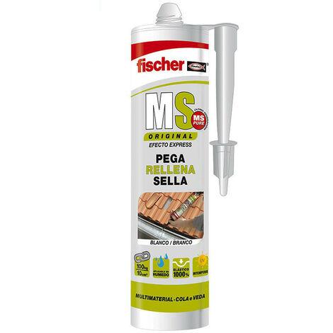 Ms Sellante Adhesivo Blanco Fischer 290Ml - NEOFERR..