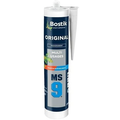 MS9 Original Transparent - Bostik - 30613195
