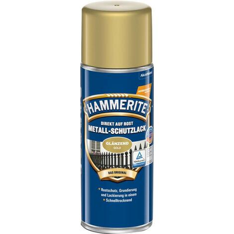 MSL GLAENZEND GOLD -Peinture de protection en aérosol 400ml HT (Par 6)