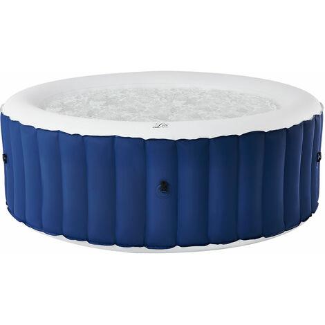 MSPA - Spa gonflable rond Ø180cm LITE - 4 places - Bleu