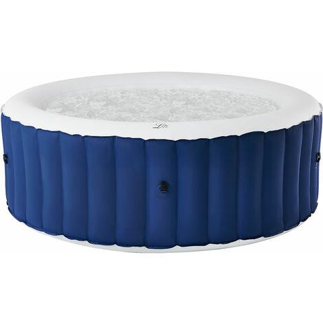 MSPA - Spa gonflable rond Ø204cm LITE - 6 places - Bleu