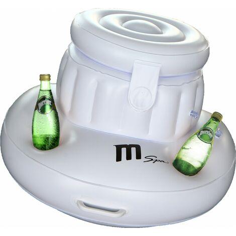 MSpa Whirlpool B0301368N aufblasbare schwimmende Kühlbox mit Getränkehalter