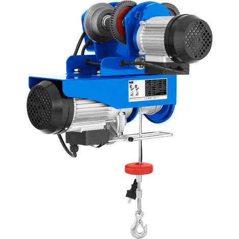 4000 kg max MSW-UR-4 Cap MSW Motor Technics Poulie de guidage