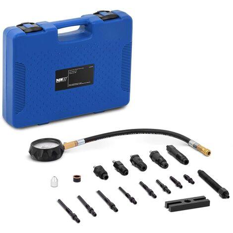 MSW Compressiomètre Testeur De Compression Diesel Moto Tuyau 35 cm