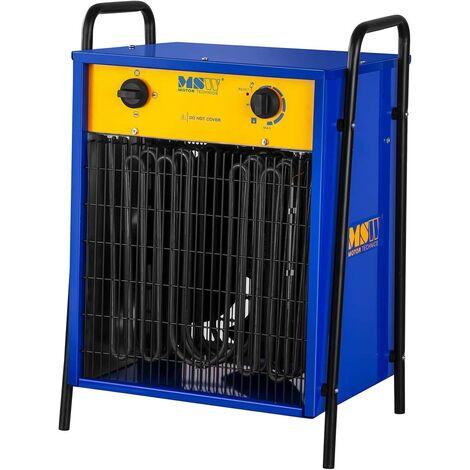 MSW Generador de Aire Caliente Eléctrico de 22.000W 0 - 40 °C Silencioso