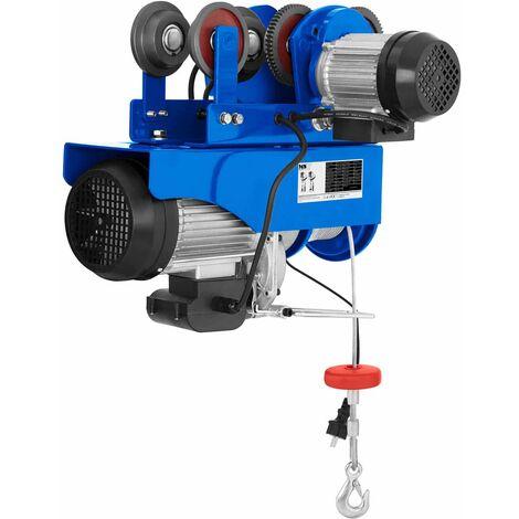 MSW Oferta Cabrestante Malacate Electrico 495-990 Kg Winche Cabrestante Barato