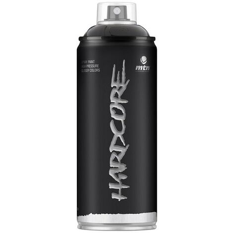 MTN Hardcore - Spray 400ml Acabado Brillo