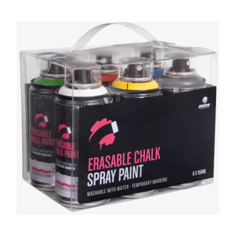 MTN PRO Chalk Base Agua Pack 150ml